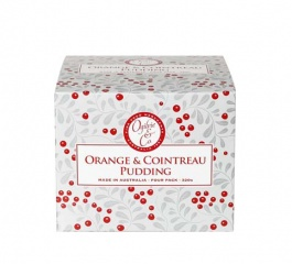 Ogilvie & Co Orange and Cointreau Pudding 4 Pack 320g