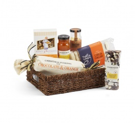 Orange You Glad Its Christmas - Gourmet Hamper
