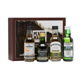 Peated Malts Whisky Gift Pack