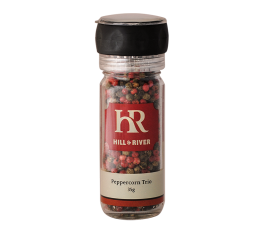 Hill & River Peppercorn Trio 35g