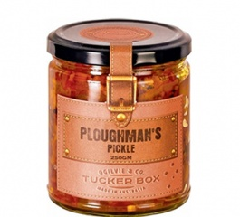 Ogilvie & Co Tucker Box His Ploughman's Pickle 250g