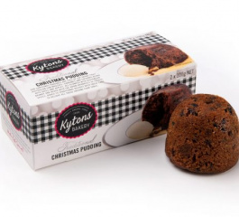 Kytons Bakery Twin Puddings 2x100g