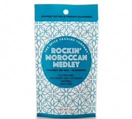 The Spice Trading Company Rockin' Moroccan Medley Mix 28g