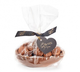 Charlotte Piper Rocky Road Egg Milk Choc 300g