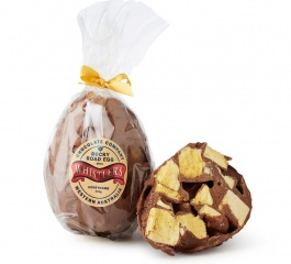 Whistlers Rocky Road Egg - Milk Choc Honeycomb 300g