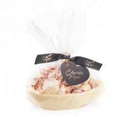 Charlotte Piper Rocky Road Egg White Choc 300g