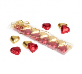 Chocolate Gems Royal Hearts 85g