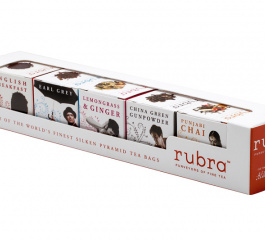 Rubra Tea Cube Gift Pack No 1