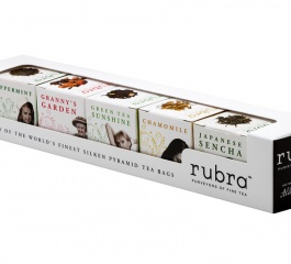Rubra Tea Cube Gift Pack No 2