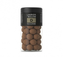 Lakrids Salt and Caramel Choc Coated Liquorice 265g