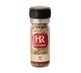 Hill & River SPG (Salt Pepper Garlic) 85g