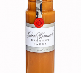 Ogilvie & Co Salted Caramel Dessert Sauce 250ml
