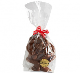 Whistlers Chocolate Santa 120g