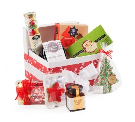 Santas Secret Stash - Christmas Hamper
