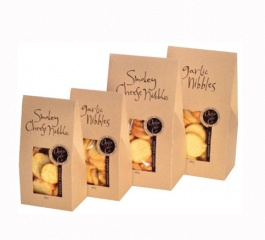 Ogilvie & Co Nibbles - Brown Box