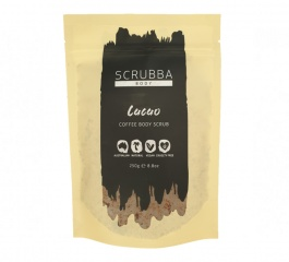 Scrubba Body Cacao Coffee Body Scrub 250g