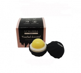 Scrubba Body Toasted Coconut Lip Balm
