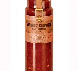 Ogilvie & Co Tucker Box Smokey Chipotle Chilli Sauce 250ml