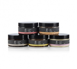 Soapy Butter Co Body Scrub 250g - Various Blends