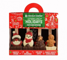 Chocolate Co Sparkling Holidays Gift Box