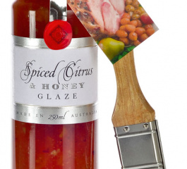 Ogilvie & Co Spiced Citrus and Honey Glaze 250ml