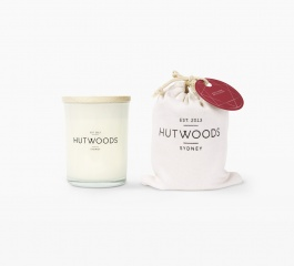 Hutwoods Candle Spiced Orange Nutmeg and Clove 125g