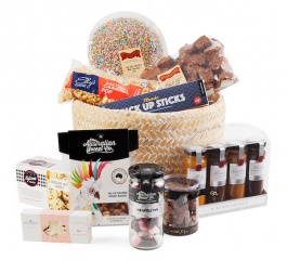 Stick or Treat - Gift Basket