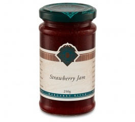 The Berry Farm Strawberry Jam 250g