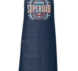 Ogilvies Designs Super Dad Apron