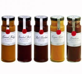 Ogilvie & Co Preserves Sweet Sauces 250ml