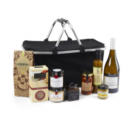 Swing Into Spring - Picnic Basket
