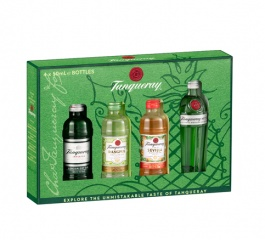 Tanqueray Gin Mini Gift Set