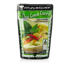 Gourmetchef Thai Green Curry Sauce 450g