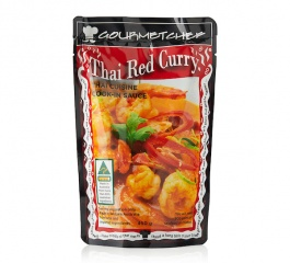 Gourmetchef Thai Red Curry Sauce 450g