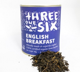 Threeonesix English Breakfast Loose Leaf Tea 90g