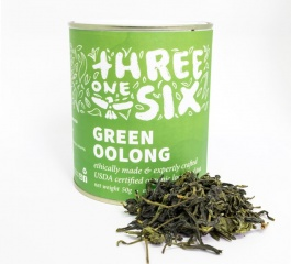 Threeonesix Green Oolong Loose Leaf Tea 50g
