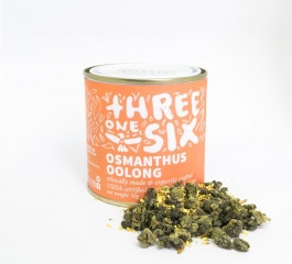 Threeonesix Osmanthus Oolong Loose Leaf Tea 50g