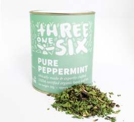 Threeonesix Pure Peppermint Loose Leaf Tea 50g