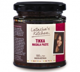 Latasha's Kitchen Tikka Masala Paste 180g
