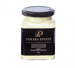Pukara Estate Traditional Mayonnaise 250g