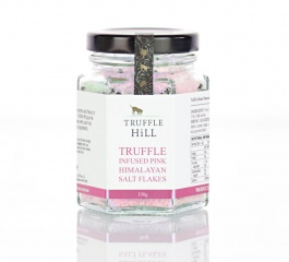 Truffle Hill Truffle Infused Pink Himalayan Salt 130g
