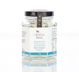 Truffle Hill Truffle Sea Salt Flakes 60g