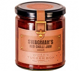 Ogilvie & Co Tucker Box Red Chilli Jam 300g