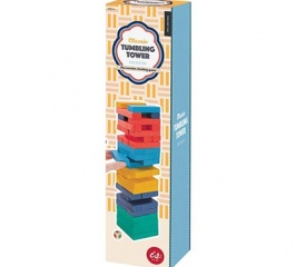 Classic Games Tumbling Tower - Boxed