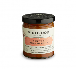 Vinofood Tomato and Riesling Relish - Various Sizes