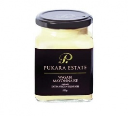 Pukara Estate Wasabi Mayonnaise 250g