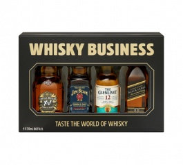 Whisky Business Gift Pack
