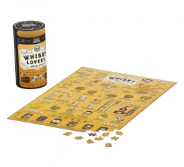Whisky Lovers Jigsaw Puzzle 500pcs