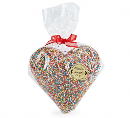 Whistlers Freckled Heart 150g