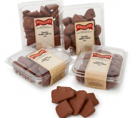 Whistlers Chocolate Tub Range 250g